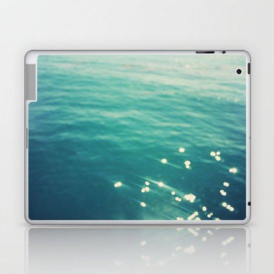 Sparkling Waters Laptop & iPad Skin