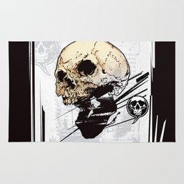 Skull 001 Rug