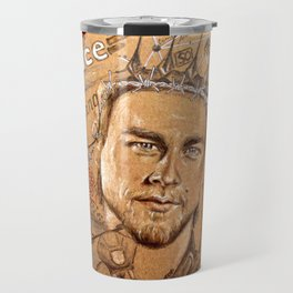 All Hail The King Travel Mug