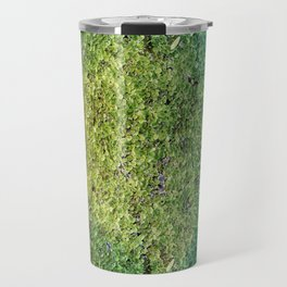Patchwork Duckweed Travel Mug