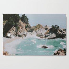 big sur / california Cutting Board