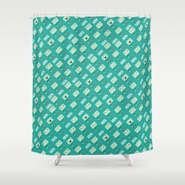 Adventure Times - Pattern Shower Curtain