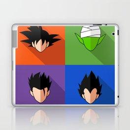 Dragon Ball flat Laptop & iPad Skin