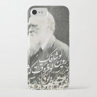 darwin iPhone & iPod Cases featuring Darwin by Warsheh