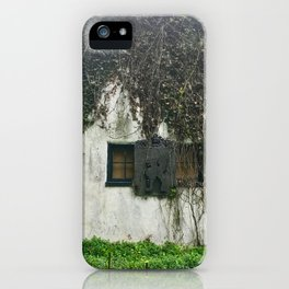 Chester County Garage iPhone Case