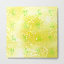 Have Some Lemonade Metal Print