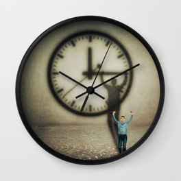 stop time Wall Clock