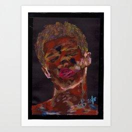 Brendan Art Print