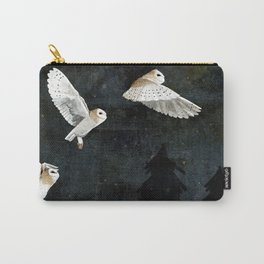Night Ghosts Carry-All Pouch