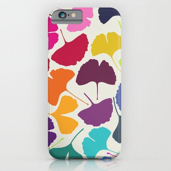 ginkgo 1 iPhone & iPod Case
