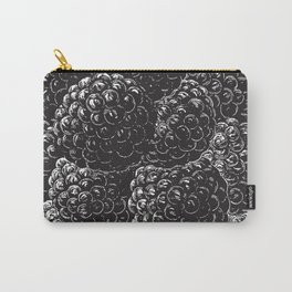 Engraved Blackberry Carry-All Pouch