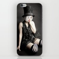 mad hatter iPhone & iPod Skins featuring Mad Hatter by Bephotography