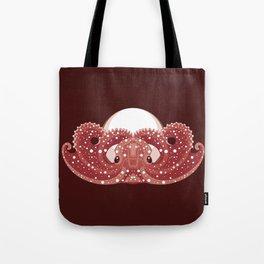 Sea Lord (Red) Tote Bag