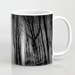 Winter Day in the Forest Coffee Mug