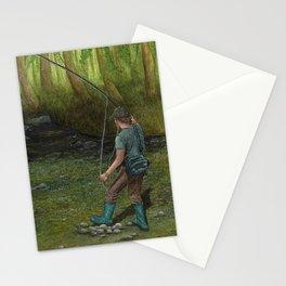 Fisherman's Paradise Stationery Cards