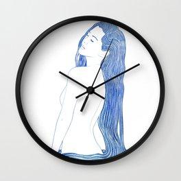 Nereid XLIII Wall Clock