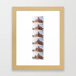 duffel Framed Art Print