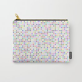 Hirst Polka Dot Carry-All Pouch