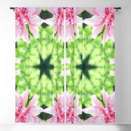 Flowering Blackout Curtain