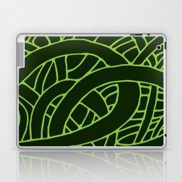 Microcosm in Green Laptop & iPad Skin