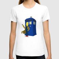 lemongrab T-shirts featuring Doctor Lemongrab  by MUSENYO