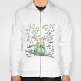 Flying school II Hoody