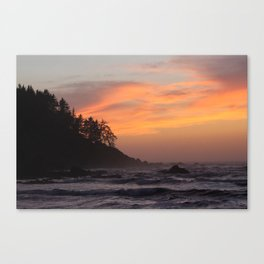 Change of Tide Canvas Print