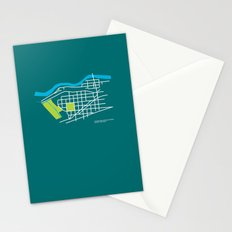 Brownes Addition / Peaceful Valley, Spokane Stationery Cards