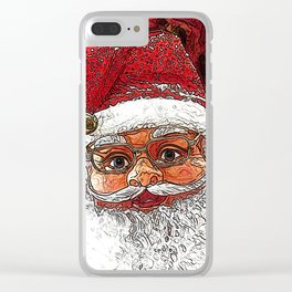 Christmas_20171103_by_JAMFoto Clear iPhone Case