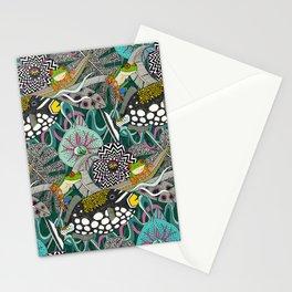 ASHA green Stationery Cards