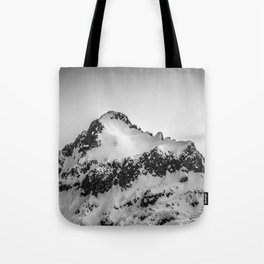 Snow Peak Tote Bag