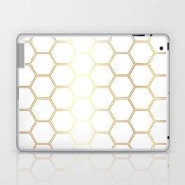 Honeycomb Gold #170 Laptop & iPad Skin
