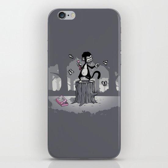 Grandoise delusions iPhone & iPod Skin