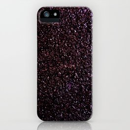Lava Petrificada iPhone Case