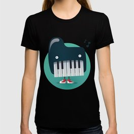 Piano Monster T-shirt