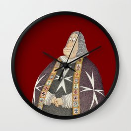 The Grand Master Wall Clock