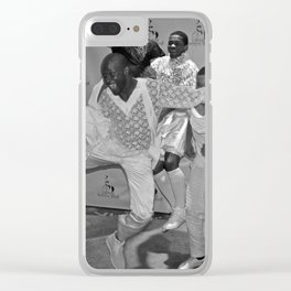 Model Mania (Pt. 5) Clear iPhone Case