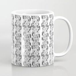 Monochromatic lines  Coffee Mug