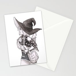 Soul Food Witch Stationery Cards