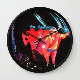 Paranoid - Sabbath Wall Clock