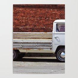 Panel Pickup Poster