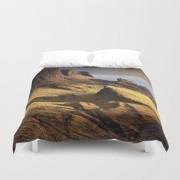 Scotland Highlands Duvet Cover