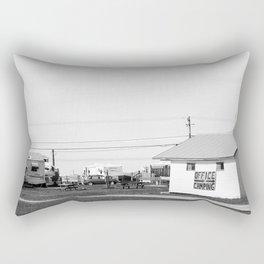 la fin des terres 6 Rectangular Pillow