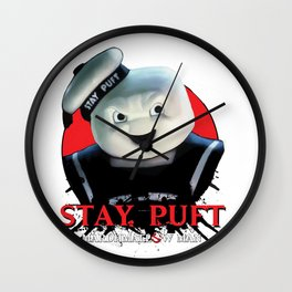 Stay Puft: Monster Madness Series Wall Clock