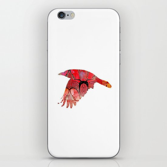 The rook #IV iPhone & iPod Skin