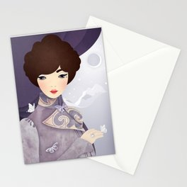 The Wings of the Dove Stationery Cards