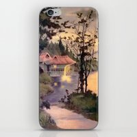 """asian iPhone & iPod Skins featuring """" ASIAN DREAM """" by James Dunlap"""