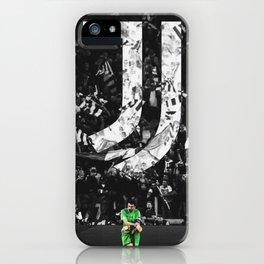Juventus iPhone Case