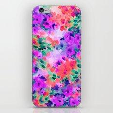 Flourish 2 iPhone Skin
