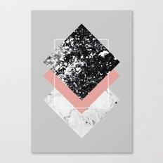 Geometric Textures 1 Canvas Print